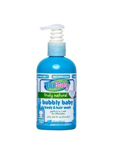 Trukid  Trubaby Bubbly Baby Body And Hair Wash 236Ml Renksiz